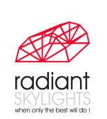 radiant skylights logo