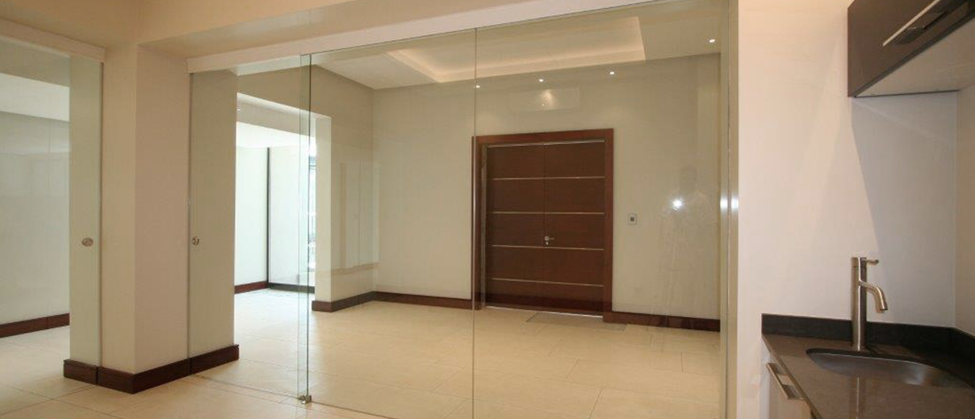 Regal Glide Glass Doors